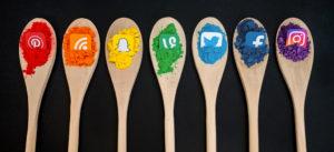 social media per ristoranti