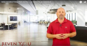 Webmarketing per hotel