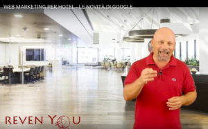 Web marketing per hotel - le novità di Google